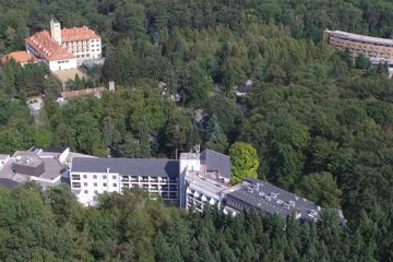 Drónfelvétel készítés Sopronban