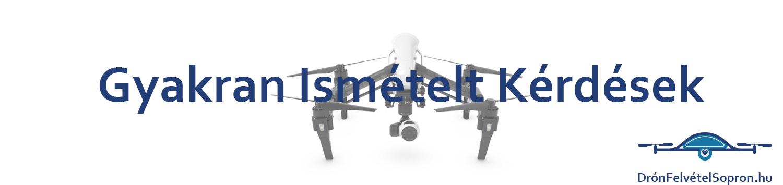 Drónfelvételek készítése