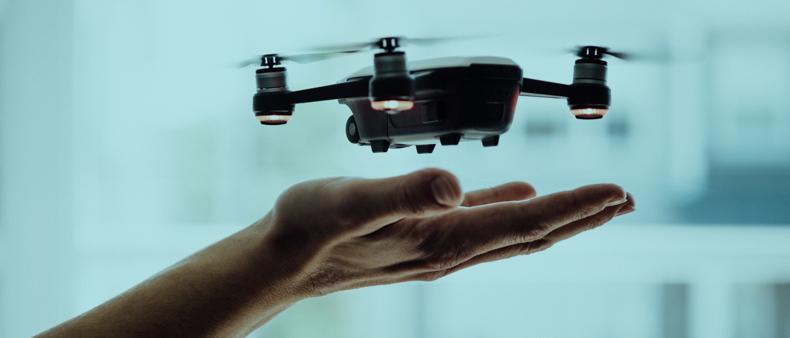 Légifotó készítés drónnal